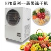 小型真空冷冻干燥机 食品冻干机全系列