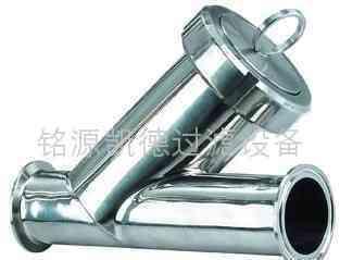 北京管道过滤器