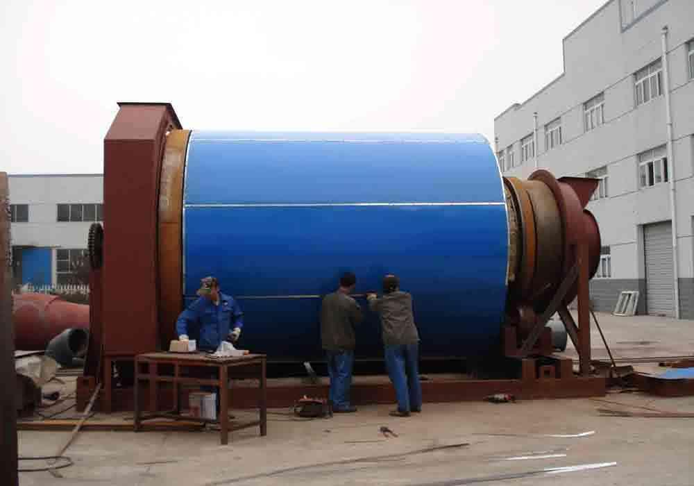 WT木糠烘干干燥机