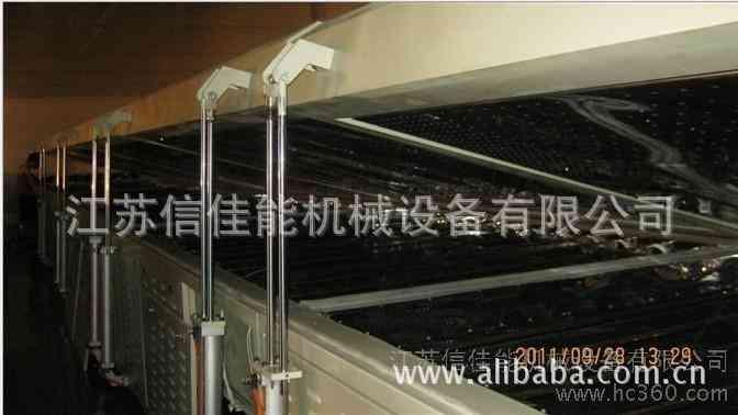玻璃丝印隧道炉