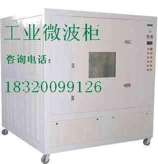 连续式微波真空烘干机