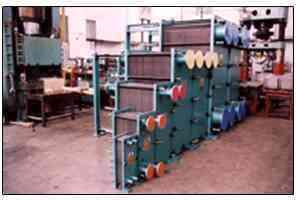 烟台板式换热器